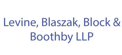 Levine, Blaszak, Block & Boothby LLP