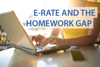 E-rate and the Homework Gap