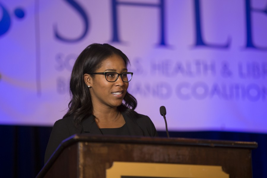 September Hargrove, White House Fellow