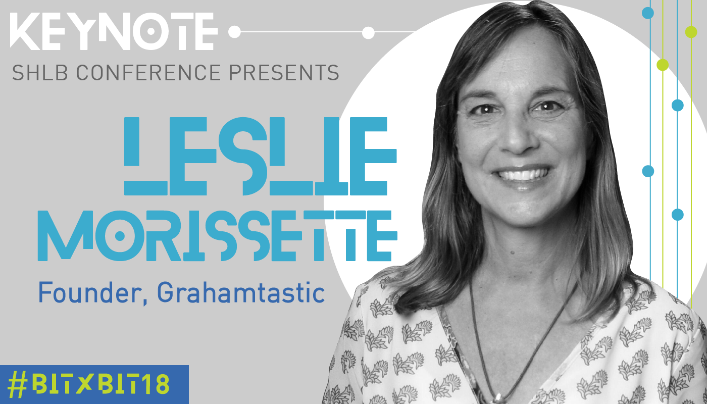 Leslie Morissette Grahamtastic Connection