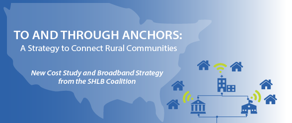 To and Through Anchors: Strategy to Connect Rural Communities