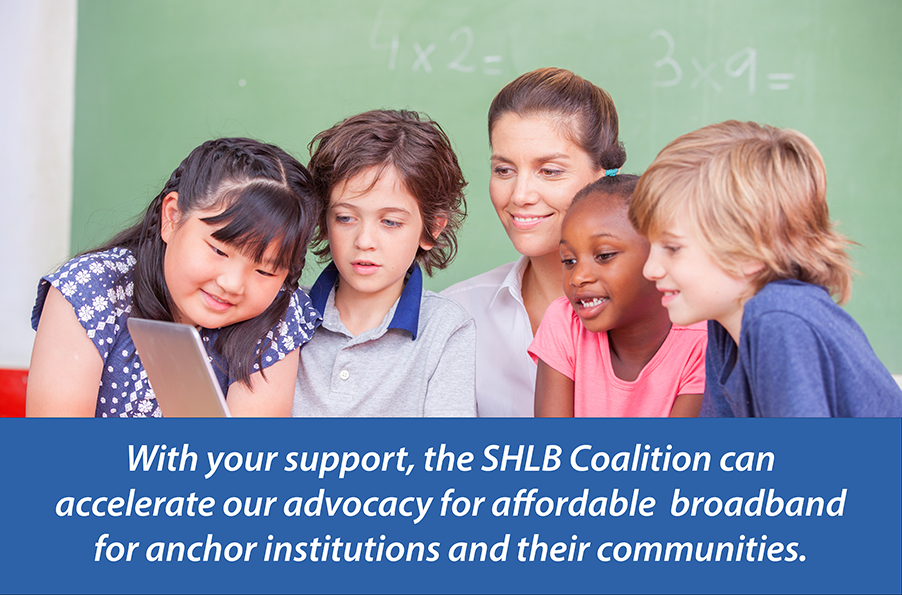 Support the SHLB Coalition